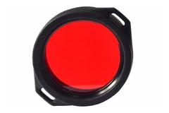 Фильтр для фонарей Armytek Predator/Viking, красный (для охоты) A00501R