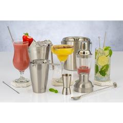 Ведерко для охлаждения игристых вин Barware 4 л серебро Viners v_0302.215