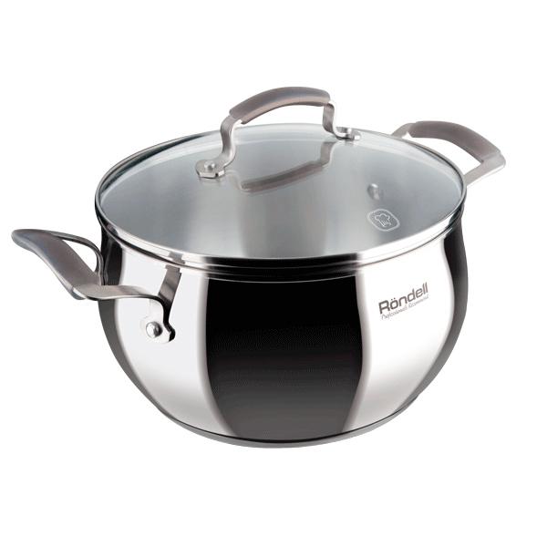Кастрюля Rondell 15553550 от best-kitchen.ru