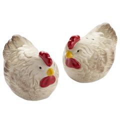 Набор из солонки и перечницы Country Hens P&K P_0059.638