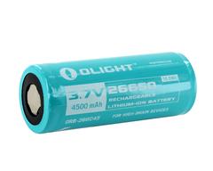 Аккумулятор Li-ion Olight ORB-266C45 26650  3,7 В 4500 mAh 927291