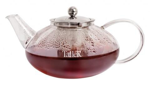 Чайник заварочный 1,25л Taller TR-1372