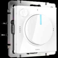 Терморегулятор электромеханический для теплого пола (белый) WL01-40-01 Werkel