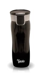 Термокружка El Gusto Corsa (0,47 литра) черная 209 B