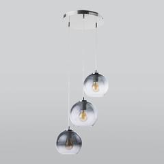Подвесной светильник со стеклянным плафоном TK Lighting Santino 2795 Santino