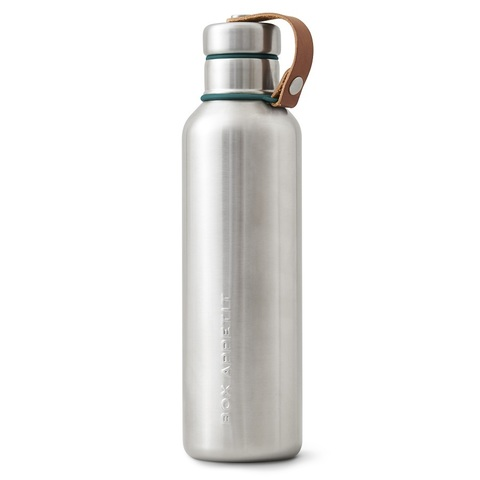 Фляга Water Bottle большая бирюзовая Black+Blum BAM-IWB-L005