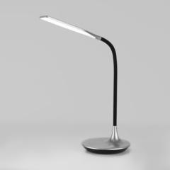Настольный светодиодный светильник 80422/1 серебристый 80422/1 Eurosvet