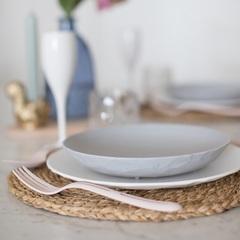 Набор из 3 столовых приборов KLIKK Organic, розовый Koziol 4003669