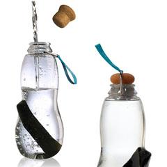 Эко-бутылка Eau good с фильтром голубая EG001