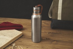 Фляга Water Bottle большая оранжевая Black+Blum BAM-IWB-L003