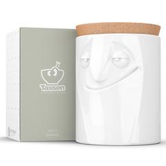 Емкость для хранения Tassen Charming 1,7 л белая T02.32.01