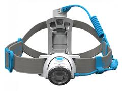 Фонарь светодиодный налобный LED Lenser NEO10R синий, 600 лм., аккумулятор 500917