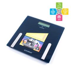 Весы напольные с анализатором жира электронные Endever Aurora-550