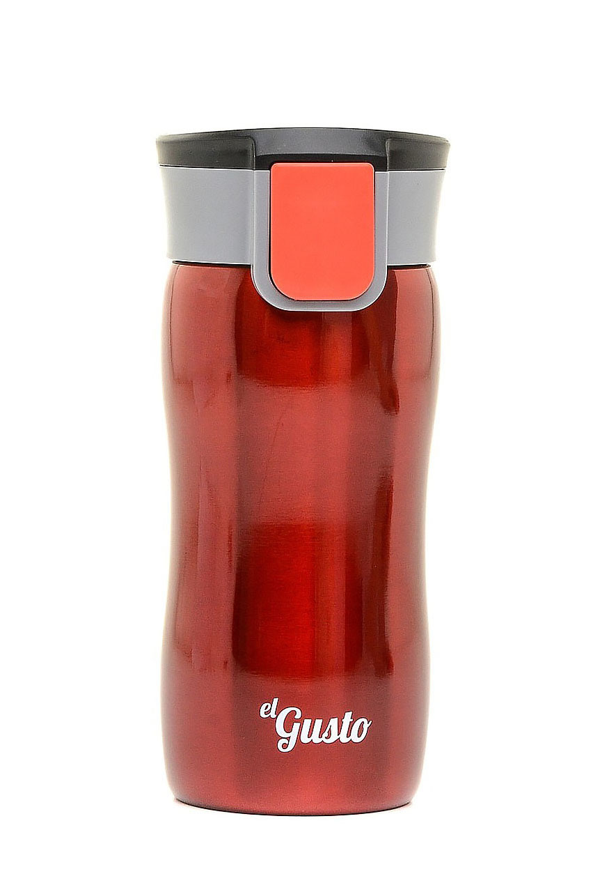 Термокружка El Gusto Corsa (0,35 литра) красная
