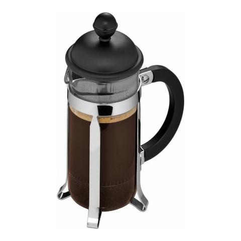 Кофейник френч-пресс Bodum Caffetiera 0,35 л. черный