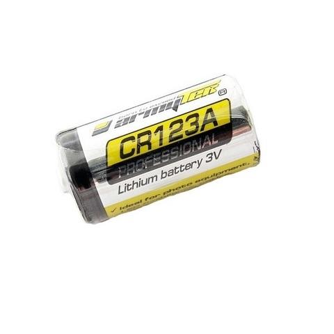 Батарея Armytek CR123A lithium 1600mAh, PTC защита