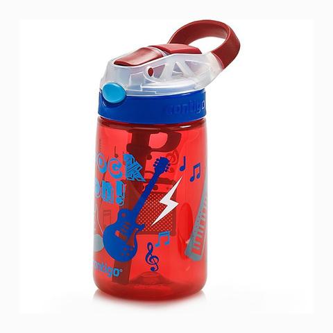 Детская бутылочка Contigo Gizmo Flip (0.42 литра) красная
