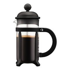 Кофейник френч-пресс Bodum Java 0,35 л. черный 1903-01