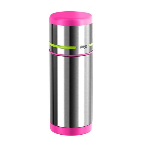 Термос Emsa Mobility Kids (0,35 литра) розовый/зеленый 515863