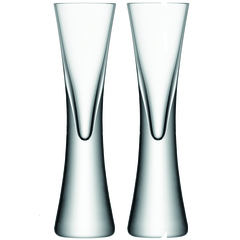 Набор из 2 бокалов для ликёра Moya 50 мл прозрачный LSA G474-01-985