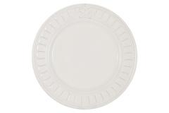 Тарелка обеденная Venice (белая) без инд.упаковки 56420