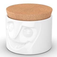 Емкость для хранения Tassen Cheerful 900 мл белая T02.31.01
