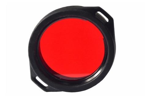 Фильтр для фонарей Armytek Partner/Prime, красный (для охоты)