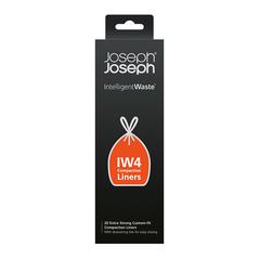 Пакеты для мусора IW4 30л экстра прочные (20 шт) Joseph Joseph 30027