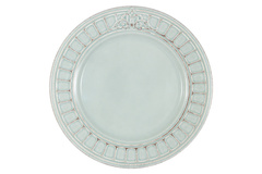 Тарелка обеденная Venice (голубая) без инд.упаковки 56427