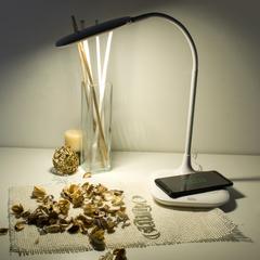 Настольный светодиодный светильник 80419/1 белый Eurosvet