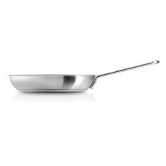 Сковорода Stainless Steel с антипригарным покрытием Slip-Let® ?24 см 202724