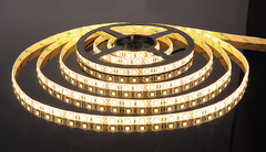 Светодиодная лента 5050/60 LED 14.4W IP65 теплый белый свет 3300К Elektrostandard