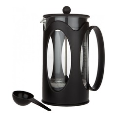 Кофейник френч-пресс Bodum Kenya 1 л. черный 10685-01