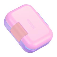 Ланч-бокс Neat Bento малый розовый Zoku ZK312-PK