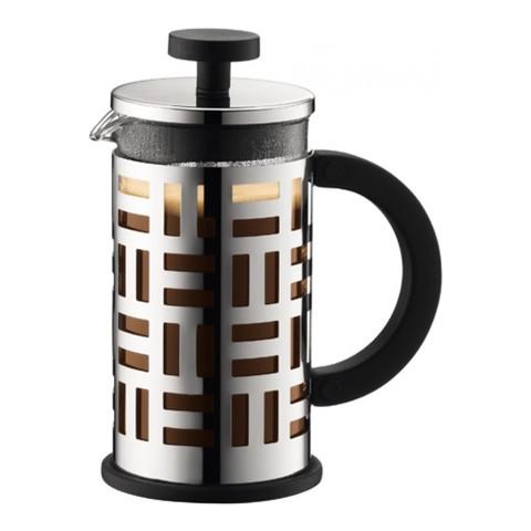 Кофейник френч-пресс Bodum Eileen 0,35 л. хром