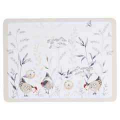 Набор из 4 сервировочных ковриков Country Hens Price & Kensington P_0059.625