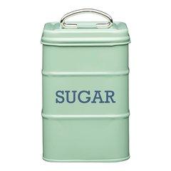 Ёмкость для хранения сахара Living Nostalgia green Kitchen Craft LNSUGARGRN