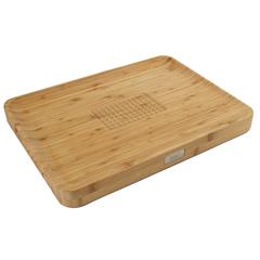 Доска разделочная Cut & Carve Bamboo Joseph Joseph 60142