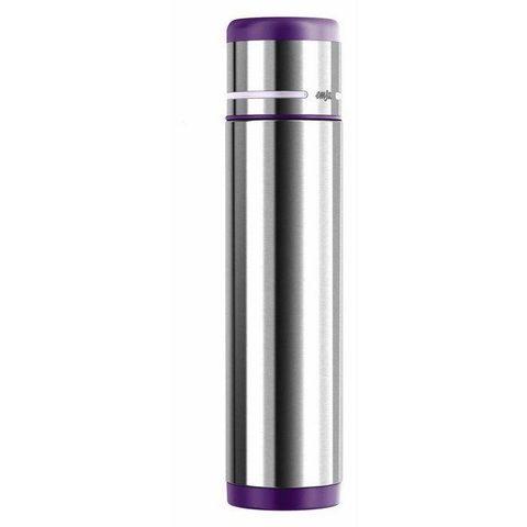Термос Emsa Mobility (1 литр) фиолетовый/стальной 509228