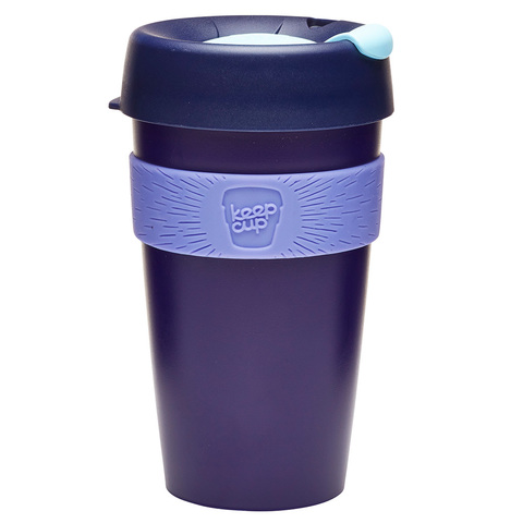 Кружка KeepCup Blueberry 454 мл. CBLU16