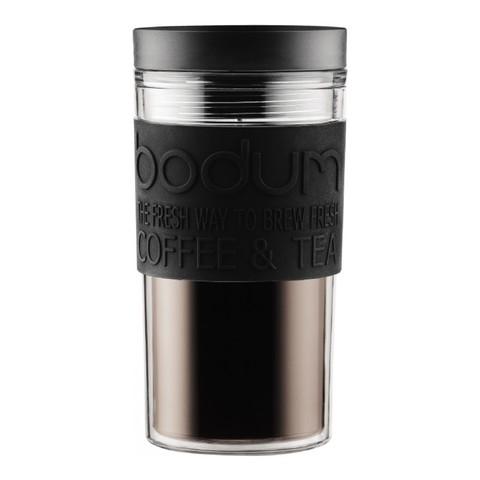 Термокружка Bodum Travel 0,35 л. черная