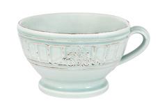 Чашка для завтрака, суповая чашка Venice (голубая) без инд.упаковки 56433