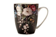 Кружка Полночные цветы в подарочной упаковке 53988