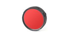 Olight FM20-R фильтр (красный) 906043