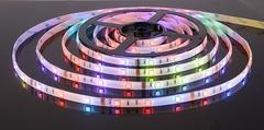 Светодиодная лента 5050/30 LED 7.2W IP65 мультиколор Elektrostandard