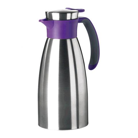 Термос-чайник Emsa Soft Grip (1,5 литра) ежевичный