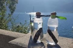 Эко-бутылка Eau Good с фильтром черная Black+Blum EG005