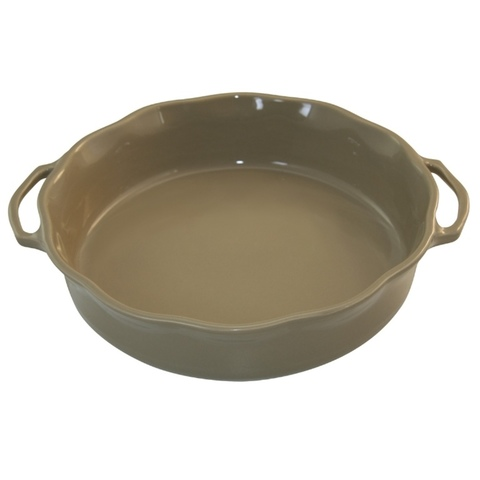 Форма с высоким краем 30 см Appolia Delices SAND 113034019