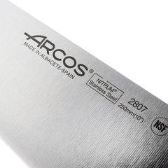 Нож кухонный Шеф 25 см ARCOS Universal арт. 2807-B