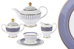 Чайный сервиз Адмиралтейский 23 предмета на 6 персон 48618